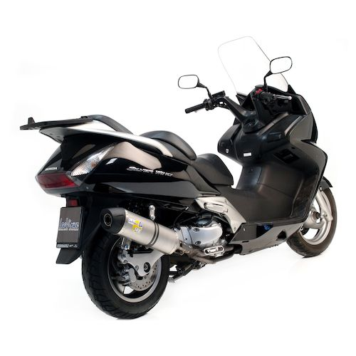 Leo Vince Lv One Evo Ii Slip On Exhaust Honda Silverwing
