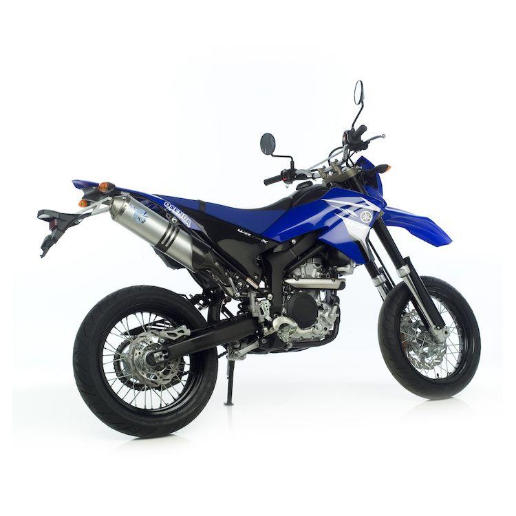 LeoVince X3 SlipOn Yamaha WR250R WR250X RevZilla