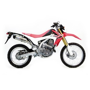 Leo Vince LV-One EVO II Slip-On Honda CRF250L 2013-2014