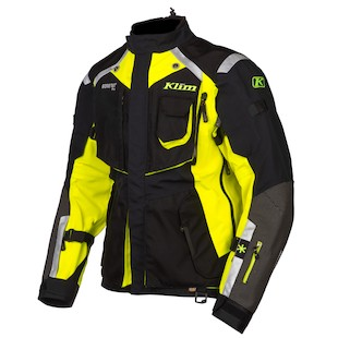 Klim Badlands Hi-Vis Motorcycle Jacket