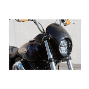 West Eagle Bikini Fairing For Harley Dyna 2006-2017