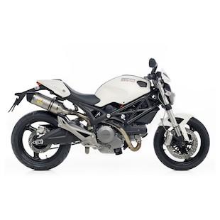 Leo Vince LV-One EVO II Slip-On Exhaust Ducati Monster 696 / 796 / 1100 / S
