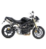 Leo Vince LV-One EVO II Slip-On Exhaust Triumph Street Triple / R 2007-2012