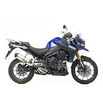 Leo Vince LV-One EVO II Slip-On Exhaust Triumph Tiger Explorer 1200 / XC 2012-2015