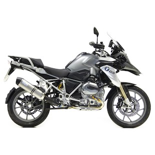 Leo Vince LV-One EVO II Slip-On Exhaust BMW R1200GS / Adventure