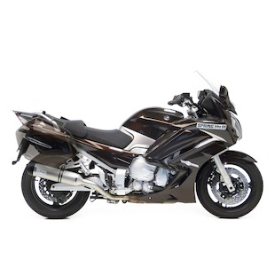 LeoVince LV One EVO II Slip-On Exhaust Yamaha FJR1300 2001-2016