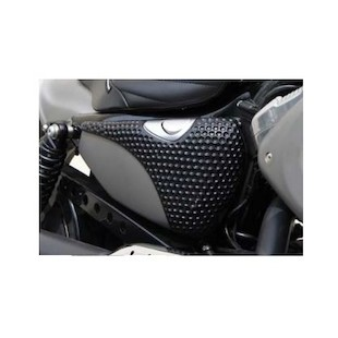 West Eagle Dimpled Side Cover For Harley Sportster 2004-2018
