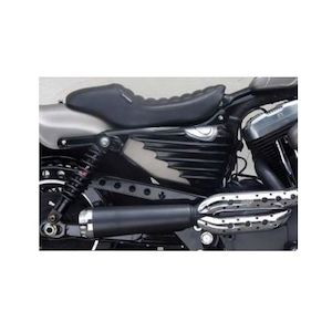 West Eagle Batwing Side Cover For Harley Sportster 2004-2018
