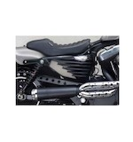 West Eagle Batwing Side Cover For Harley Sportster 2004-2017
