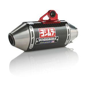 Yoshimura RS-2 Exhaust System Honda CRF110F 2013-2019