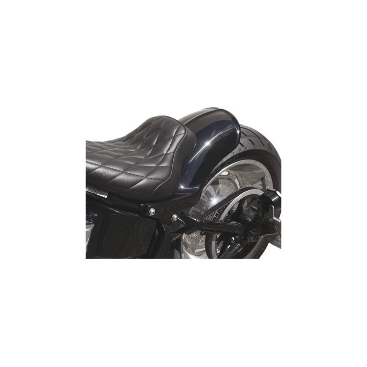 Ribbed Fender with Diamond Seat