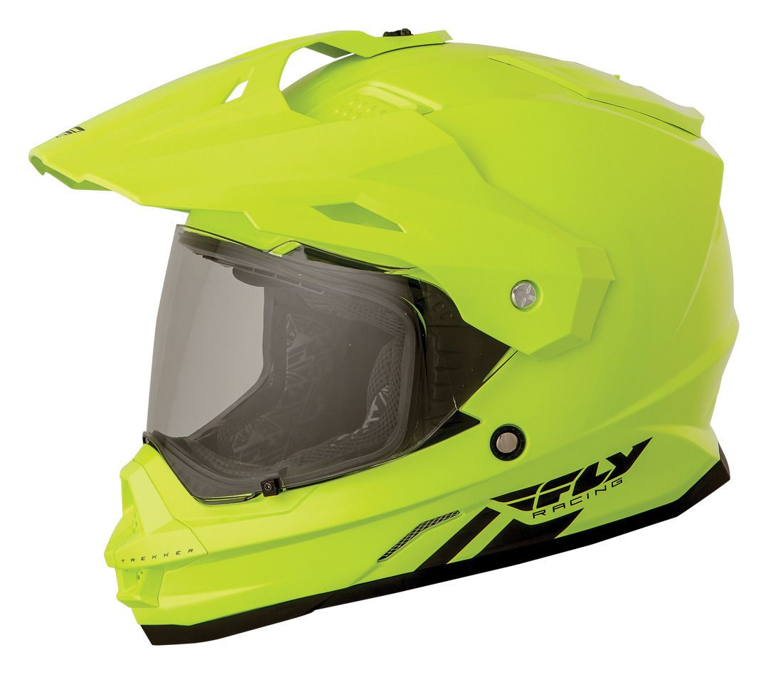 abc96eab Fly Racing Dirt Trekker Hi-Viz Helmet - RevZilla