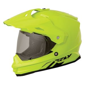 Fly Racing Dirt Trekker Hi-Viz Helmet