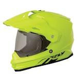 Fly Racing Trekker Hi-Viz Helmet