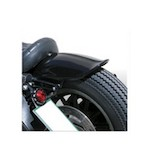 West Eagle Ribbed Rear Fender For Harley Sportster 2004-2015