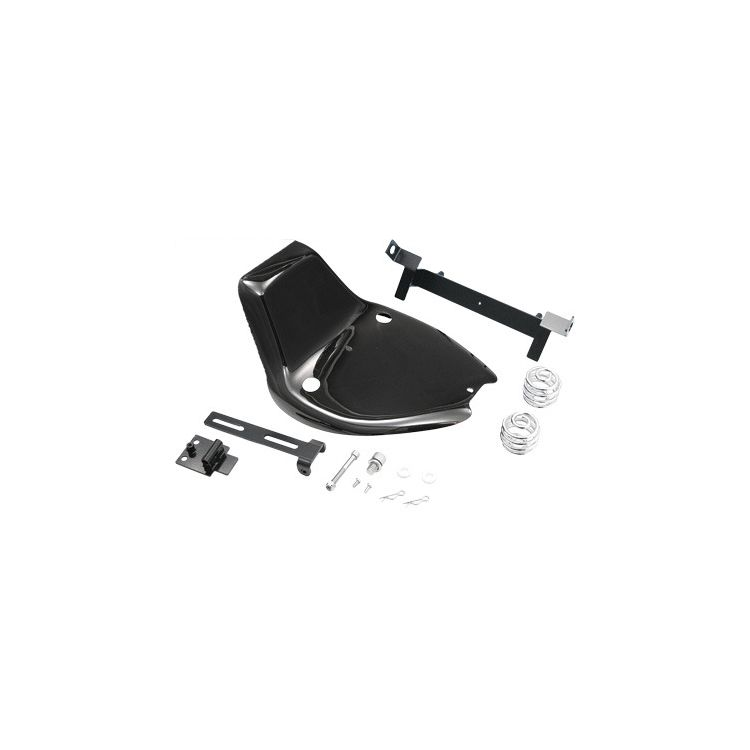 West Eagle Solo Seat Mounting Kit For Harley Softail 2007