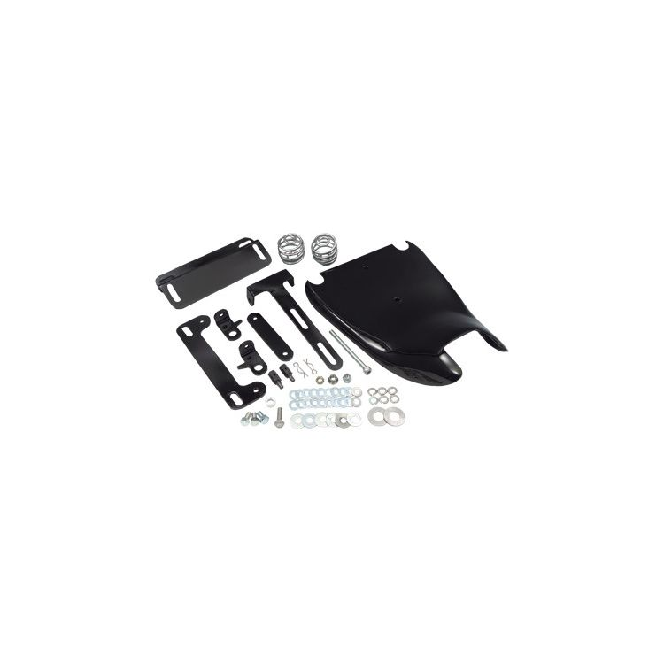 West Eagle Solo Seat Mounting Kit For Harley Dyna 1996-2005