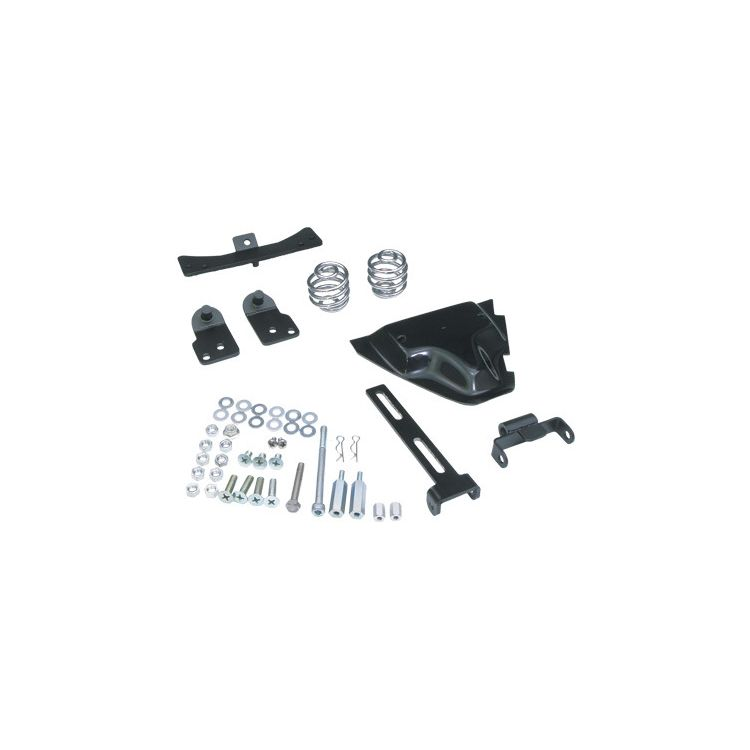 West Eagle Solo Seat Mounting Kit For Harley Sportster 2004-2018