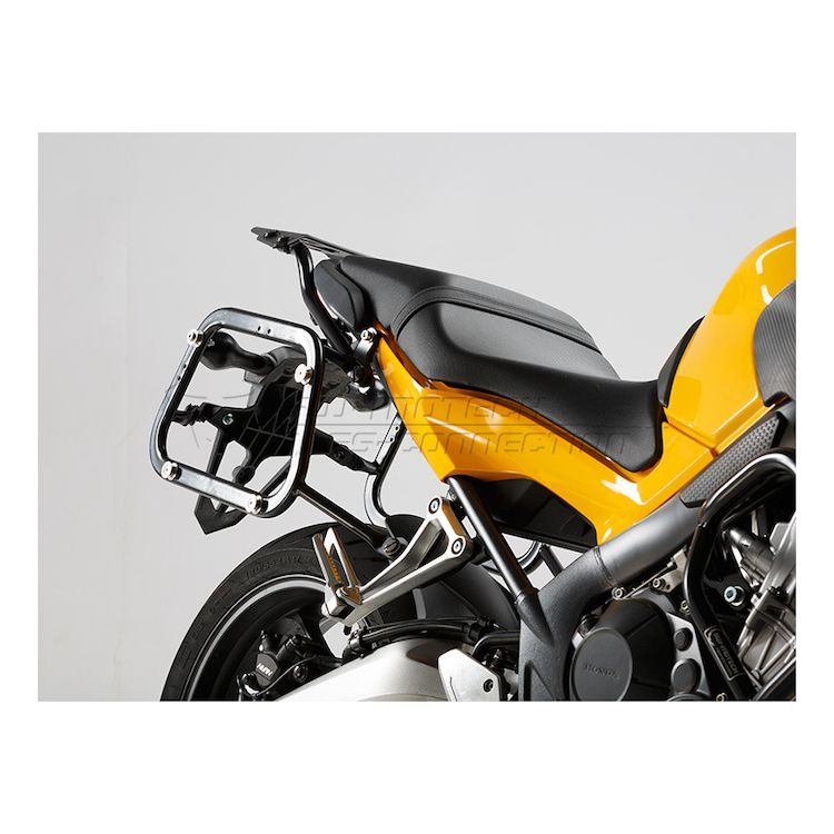 SW-MOTECH Quick-Lock EVO Side Case Racks Honda CBR650F 2014-2015