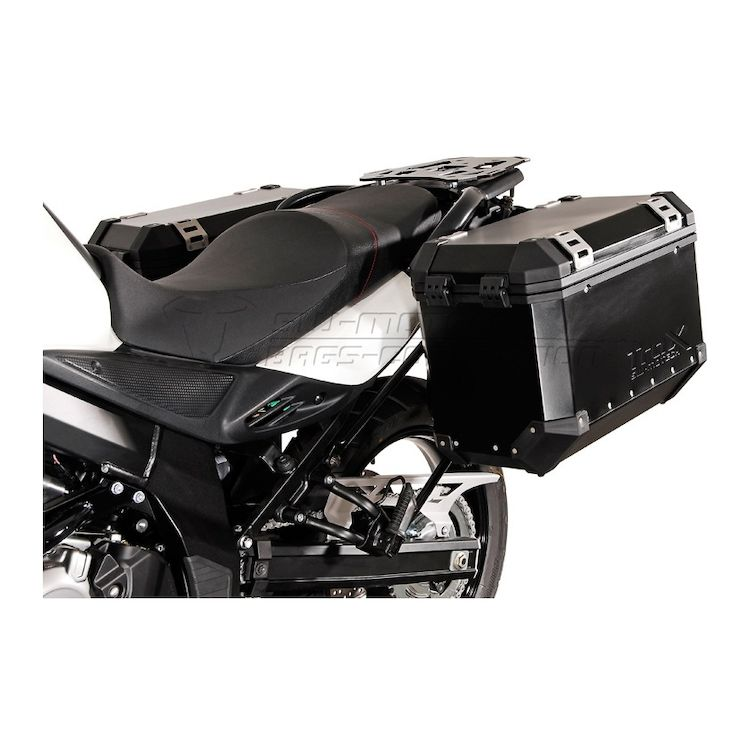 SW-MOTECH Quick-Lock EVO Side Case Racks Suzuki V-Strom 650 / XT 2012-2016