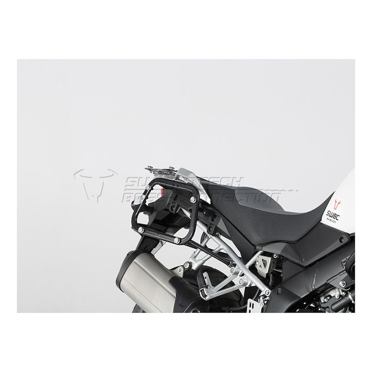 SW-MOTECH Quick-Lock EVO Side Case Racks Suzuki V-Strom 1000 2014