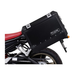 SW-MOTECH Quick-Lock EVO Side Case Racks Yamaha FZ1 2006-2014