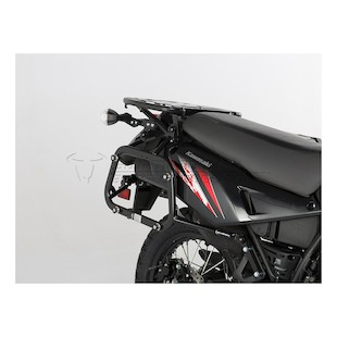 SW-MOTECH Quick-Lock EVO Side Case Racks Kawasaki KLR650 2008-2017