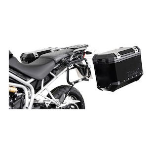 SW-MOTECH Quick-Lock EVO Side Case Racks Triumph Tiger 800 / XC / XR