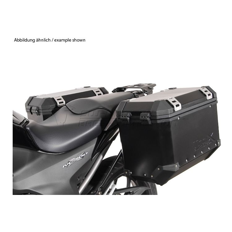 SW-MOTECH Quick-Lock EVO Side Case Racks Honda NC700X 2012-2015
