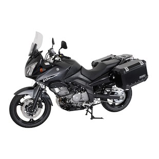 SW-MOTECH Quick-Lock EVO Side Case Racks Suzuki V-Strom 650 2004-2010