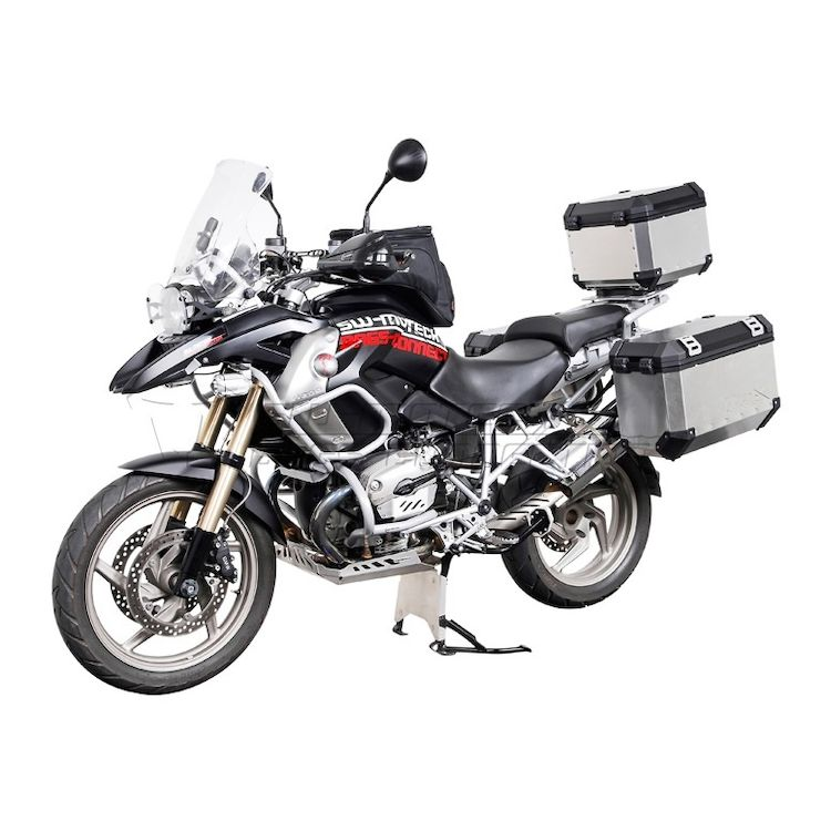SW-MOTECH Quick-Lock EVO Side Case Racks BMW R1200GS / Adventure