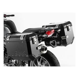 SW-MOTECH Quick-Lock EVO Side Case Racks BMW F800R / F800GT