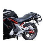 SW-MOTECH Quick-Lock EVO Side Case Racks Kawasaki Ninja 650R / ER6n 2006-2008
