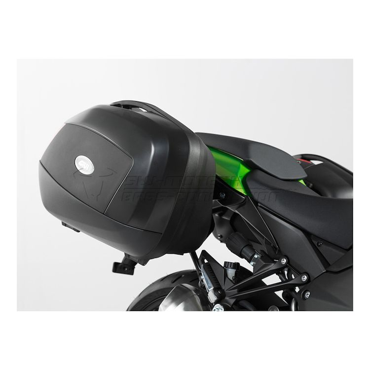 SW-MOTECH Quick-Lock EVO Profile Side Case Racks Kawasaki Ninja 1000 2011-2014