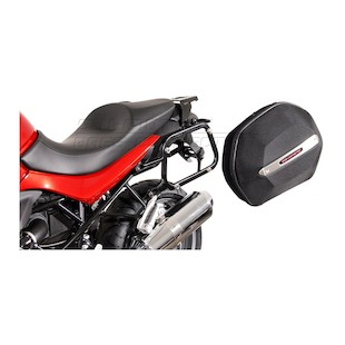 SW-MOTECH Quick-Lock EVO Side Case Racks BMW R1200R 2007-2014