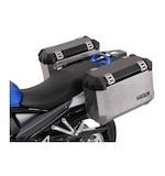 SW-MOTECH Quick-Lock EVO Side Case Racks Suzuki GSF650S / GSF1200S / GSF1250S / GSX1250FA