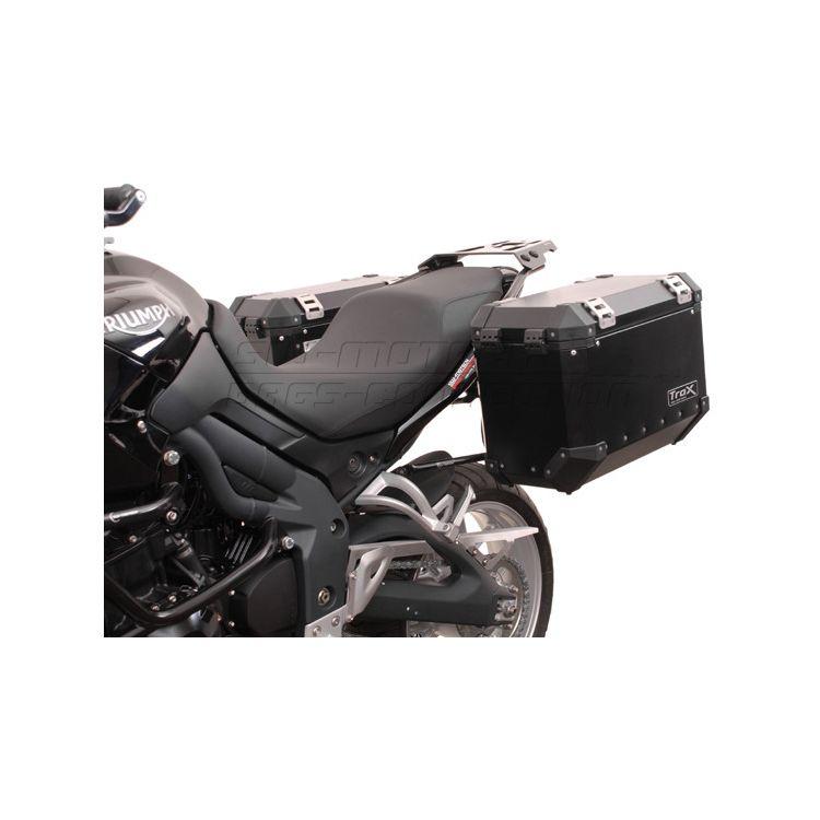 SW-MOTECH Quick-Lock EVO Side Case Racks Triumph Tiger 1050 2007-2012