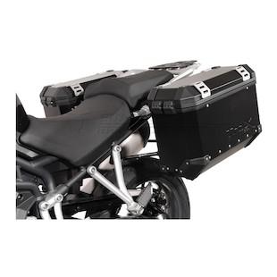 SW-MOTECH Quick-Lock EVO Side Case Racks Triumph Explorer 1200 / XC 2012-2015
