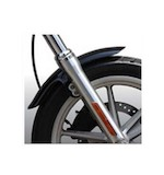 West Eagle Short Front Fender For Harley 49mm Forks