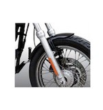 West Eagle Short Front Fender For Harley 39mm Forks