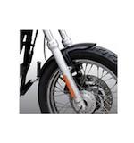 West Eagle Short Front Fender For Harley 39mm Forks