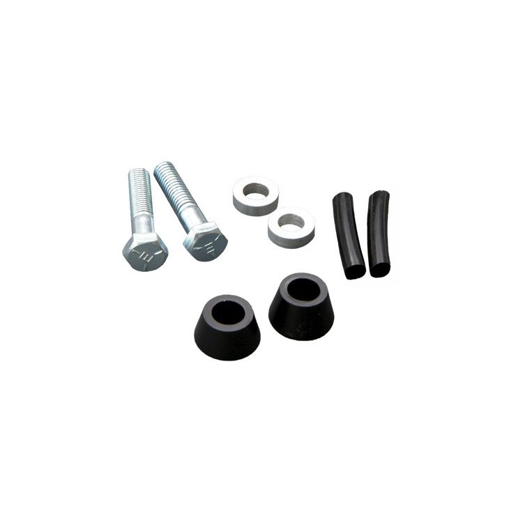 West Eagle Rear Turn Signal Spacers For Harley Sportster 2004-2018