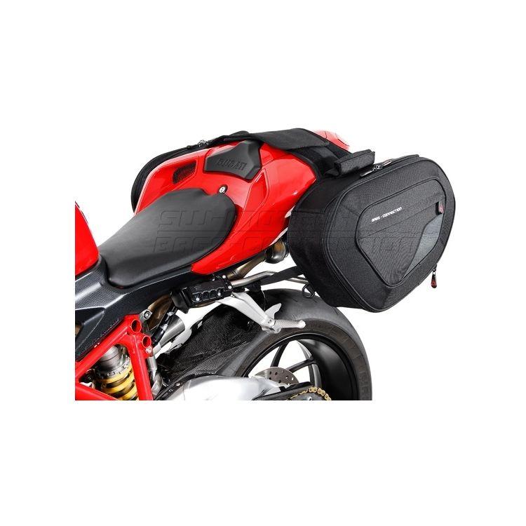 SW-MOTECH Blaze  Saddlebag System Ducati 848 / 1098 / 1198