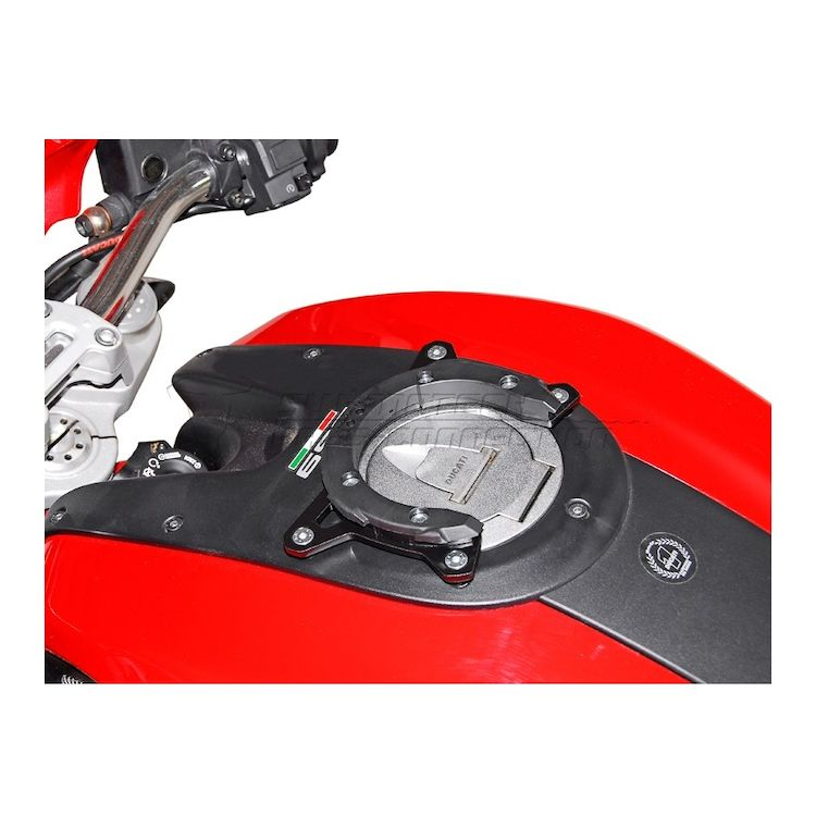 SW-MOTECH QUICK-LOCK EVO Tankring Adapter Kit Ducati Monster 696 / 1100