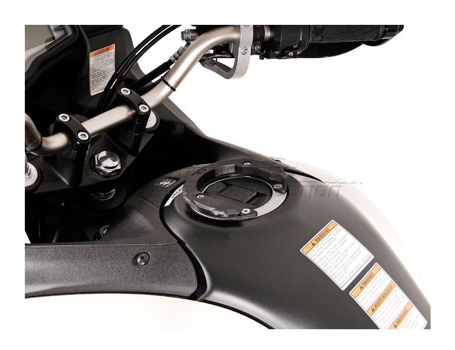 sw motech quick lock evo tankring adapter kit suzuki. Black Bedroom Furniture Sets. Home Design Ideas