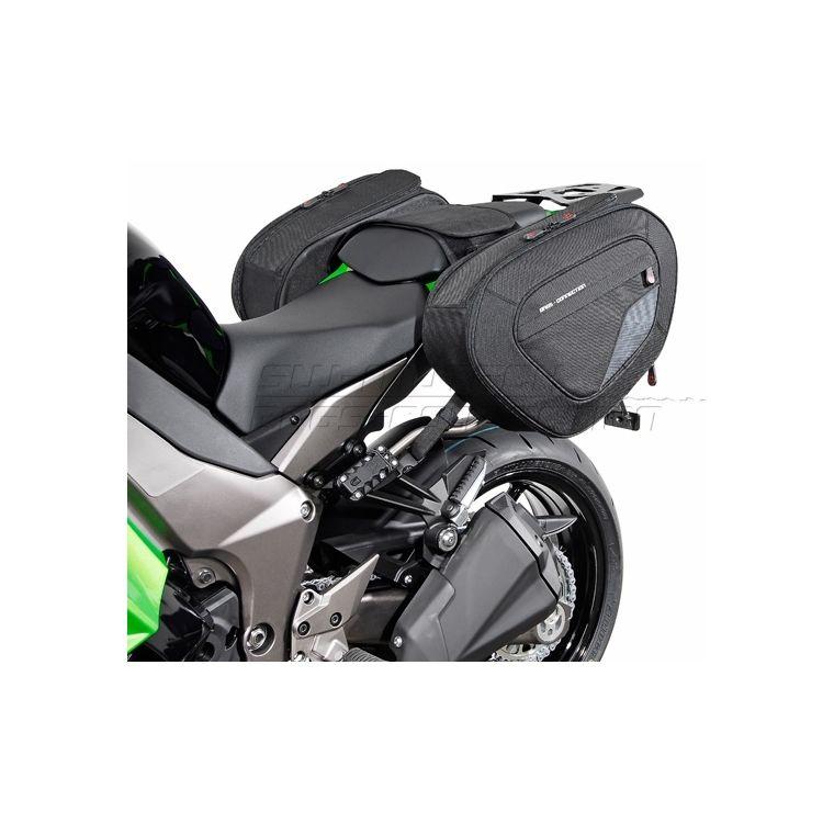 Sw Motech Blaze Saddlebag System Kawasaki Ninja 1000 Z1000sx 2011