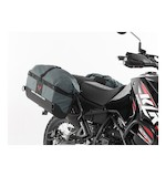 SW-MOTECH Dakar Waterproof Soft Saddlebags and Mounts Kawasaki KLR650 2008-2015