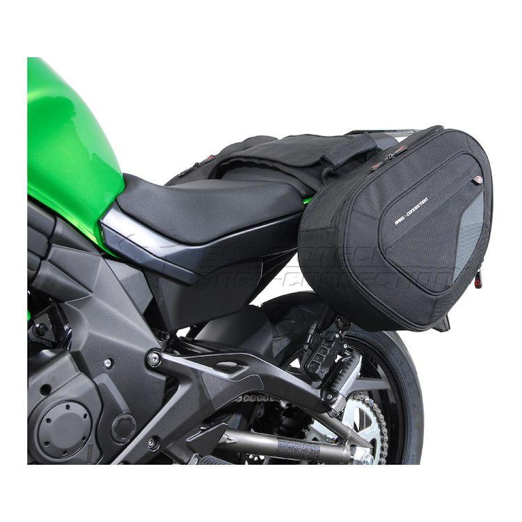 Sw Motech Blaze Saddlebag System Kawasaki Ninja 650 Er 6n 2012 2016