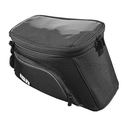 sw motech quick lock ion tank bag revzilla. Black Bedroom Furniture Sets. Home Design Ideas