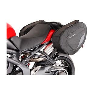 SW-MOTECH Blaze  Saddlebag System Triumph Speed Triple/R 2011-2014